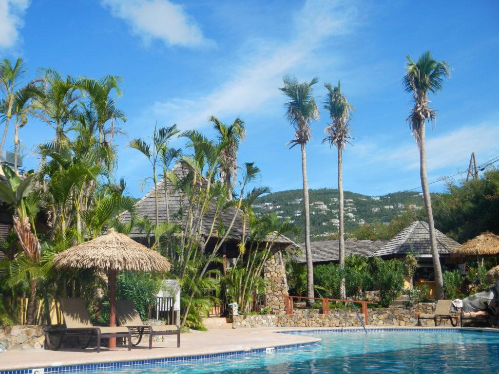 Emerald Beach Hotel - St. Thomas, USVI
