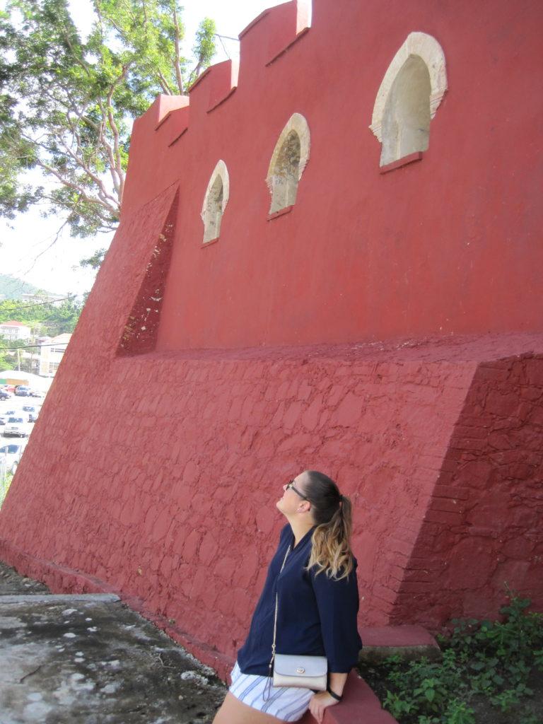 Fort Christian, St. Thomas USVI
