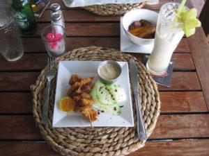 Grenada Lunch